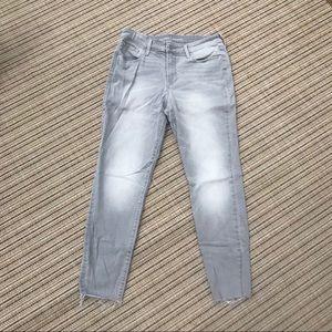 Old Navy Midrise Rockstar Jean leggings